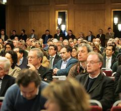 Plateia XI Congresso Nacional do Milho